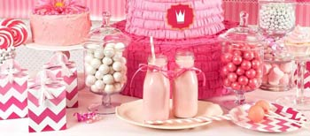 Pamper Party Themes for Girls